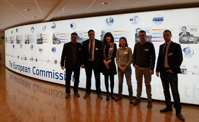 Καινοτόμοι επιχειρηματίες από τη Θεσσαλία στην ελληνική αποστολή στην Ευρωπαϊκή Επιτροπή