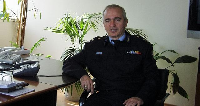 Αποστρατεύεται ο Περιφερειακός Διευθυντής Πυροσβεστικής Θεσσαλίας
