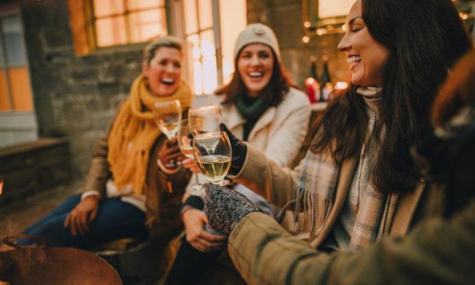 Τι να προσέχετε όταν πίνετε αλκοόλ τον χειμώνα
