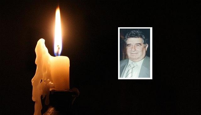 40ημερο μνημόσυνο ΝΙΚΟΛΑΟΥ ΖΗΡΓΑΝΟΥ