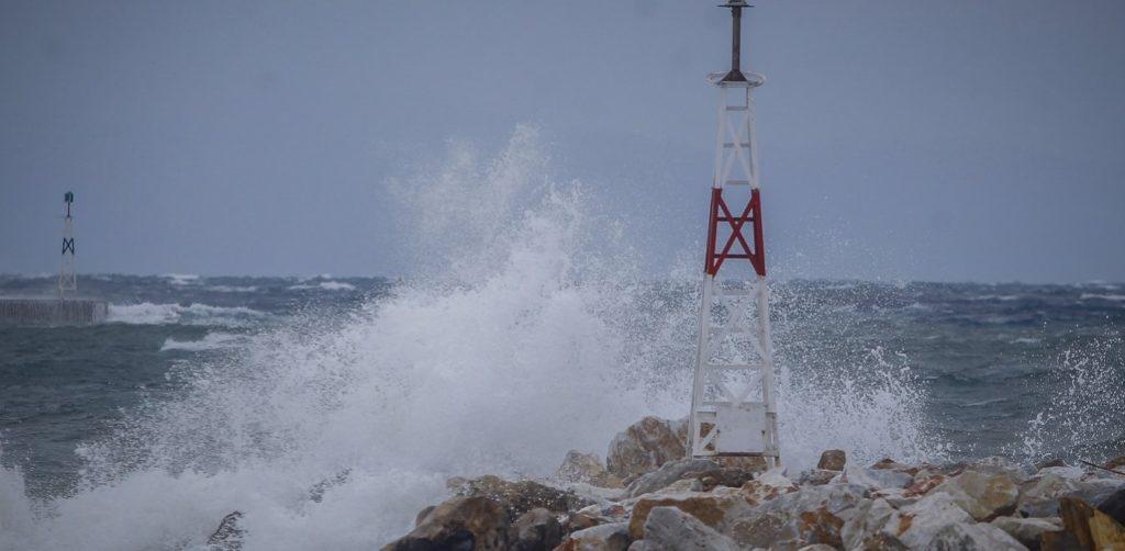 Θυελλώδεις άνεμοι στη Μαγνησία - Προειδοποίηση από το Λιμεναρχείο