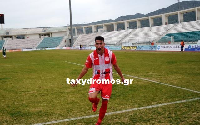 Παραμένει «ζωντανός» ο Ολυμπιακός μετά την νίκη επί του Θησέα με 2-0