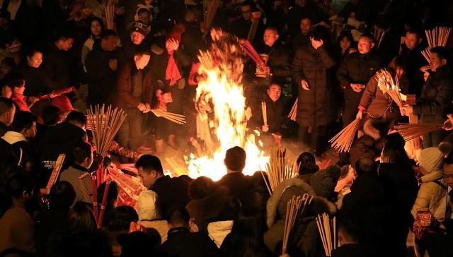 Κινεζική πρωτοχρονιά: Η χρονιά του χοίρου [εικόνες]