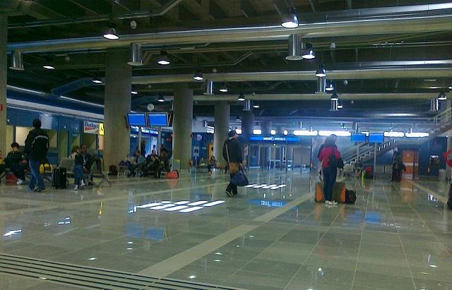 «Απογειώθηκαν» οι πτήσεις στο αεροδρόμιο Νέας Αγχιάλου