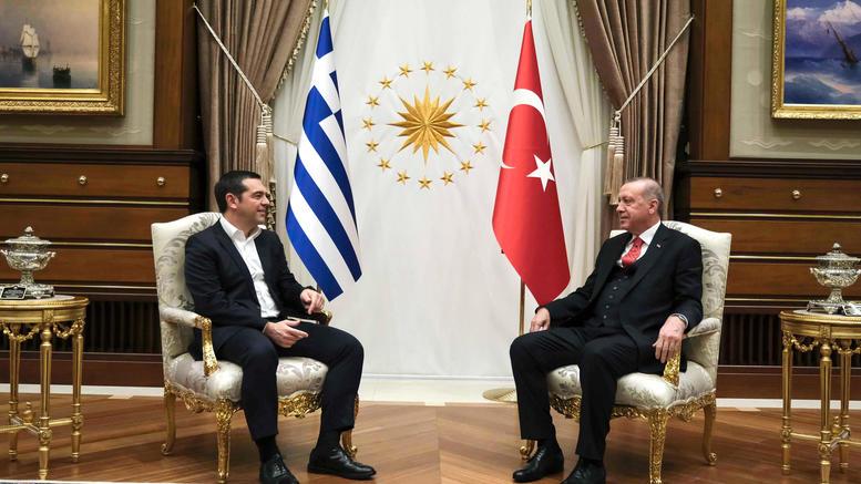Πώς αποτιμούν διπλωματικές πηγές τη συνάντηση Τσίπρα-Ερντογάν