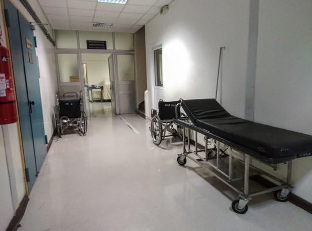 Έξι περιστατικά ύποπτα για γρίπη στη Λάρισα. Σε κρίσιμη κατάσταση τρεις ασθενείς