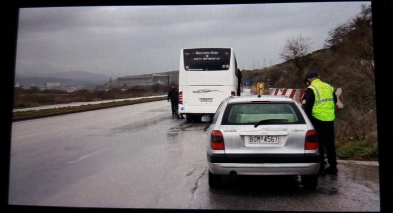 Φάρσα για βόμβα σε λεωφορείο  του Υπεραστικού ΚΤΕΛ Μαγνησίας