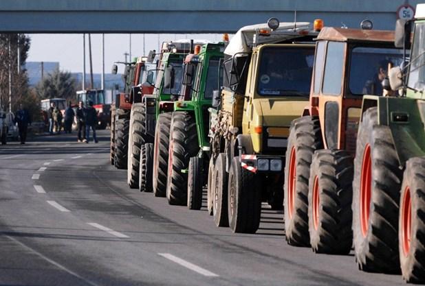 Τις σήραγγες των Τεμπών κλείνουν οι αγρότες