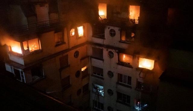 Ψυχασθενής η γυναίκα που έκαψε 10 ανθρώπους στο Παρίσι