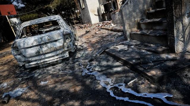 NASA: Οι φονικές πυρκαγιές στην Αττική από τα γεγονότα που σημάδεψαν το 2018