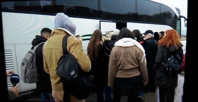 Το Υπεραστικό ΚΤΕΛ Μαγνησίας για τη φάρσα για βόμβα σε λεωφορείο