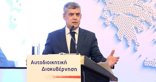Επαφές της Ενωσης Περιφερειών με Υπουργούς για τα ταμειακά διαθέσιμα