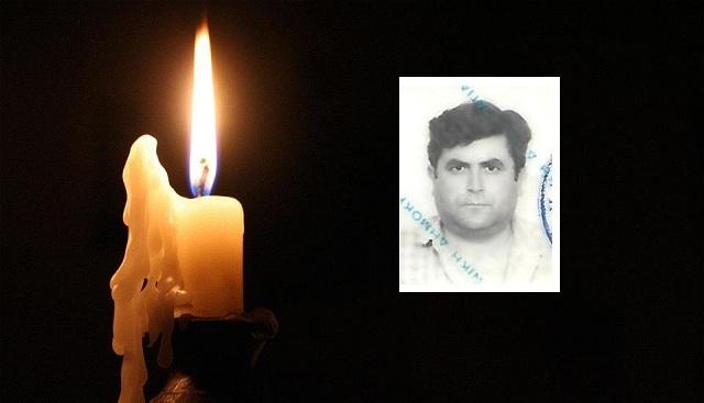40ημερο μνημόσυνο ΓΕΩΡΓΙΟΥ ΠΑΠΑΝΔΡΕΟΥ