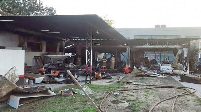 Τραγωδία στη Βραζιλία: Κάηκαν στον ύπνο τους 10 νεαροί στο προπονητικό κέντρο της Φλαμένγκο