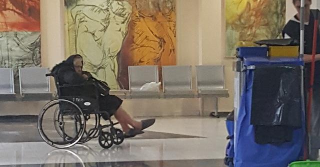 Συναγερμός στην Κοινωνική Υπηρεσία του Νοσοκομείου Βόλου για άστεγη