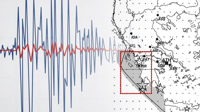 Πόλεμος σεισμολόγων επί... χάρτου σεισμικού κινδύνου