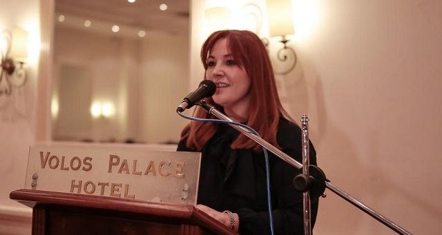 Παρουσίαση λογότυπου και υποψηφίων του συνδυασμού της Νάνσυς Καπούλα