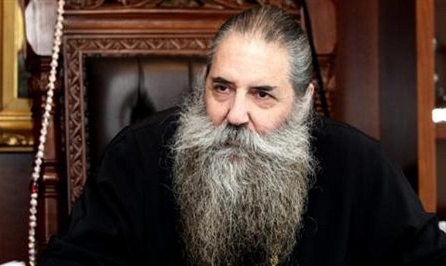 Μητροπολίτης Πειραιώς Σεραφείμ: Εμείς θα τους αποκαλούμε Σκοπιανούς...