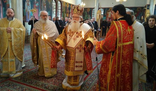 Στις επαρχίες Αλμυρού και Βελεστίνου για την γιορτή του Αγίου Χαραλάμπους ο Σεβασμιώτατος