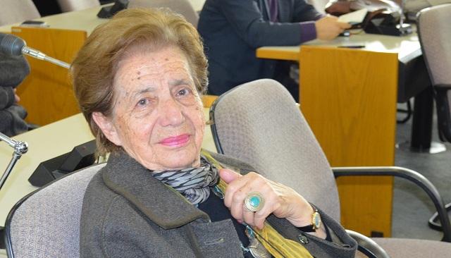 Απεβίωσε η διαπρεπής φιλόλογος Μαρία Καραβολάνη –Χουρμουζιάδη