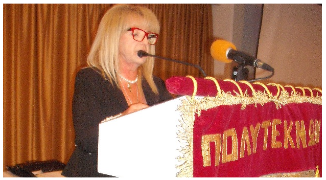 Απανεξελέγη στη Διοίκηση της Συνομοσπονδίας Πολυτέκνων η Σουλτάνα Πράπα