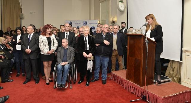 Νάνσυ Καπούλα: «Οι Βολιώτες έδωσαν το σύνθημα για τη μεγάλη νίκη»