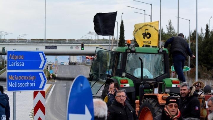 «Κλείδωσε» για την Πέμπτη το ραντεβού κυβέρνησης -αγροτών