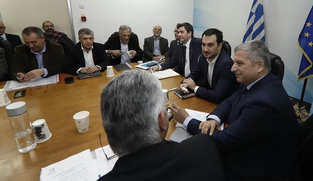 Κ.Αγοραστός: «Μετά το τέλος Ιουνίου η έναρξη εφαρμογής της απόφασης για τα ταμειακά διαθέσιμα της Αυτοδιοίκησης»