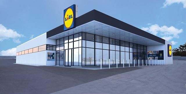 Νέο κατάστημα Lidl στη Λάρισα
