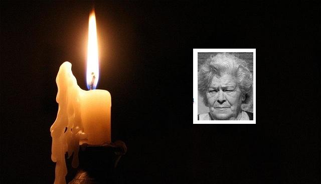 Κηδεία ΜΑΡΙΑΣ ΣΑΚΕΛΛΑΡΟΠΟΥΛΟΥ
