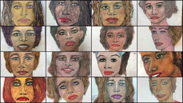 Serial killer ζωγράφιζε τα θύματά του: Το FBI προσπαθεί να τα εντοπίσει