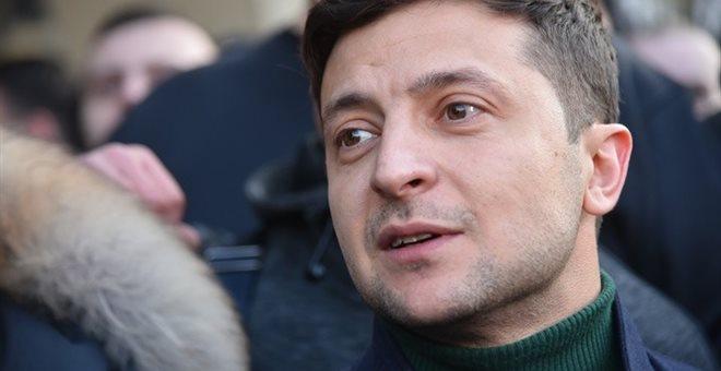 Βολοντιμίρ Ζελένσκι: Ο κωμικός που ίσως γίνει Πρόεδρος της Ουκρανίας