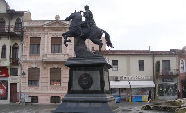 """Πανηγύρια στα Σκόπια για την χρήση του όρου """"Μακεδονική γλώσσα"""" από την Ελλάδα"""
