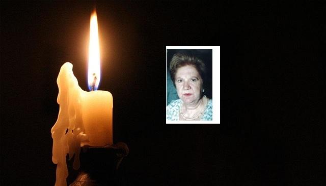 40ημερο μνημόσυνο ΑΘΗΝΑΣ ΑΓΓΕΛΙΔΟΥ