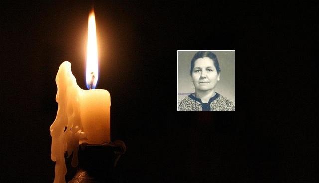 40ημερο μνημόσυνο ΑΘΑΝΑΣΙΑ ΝΤΟΛΓΥΡΑ