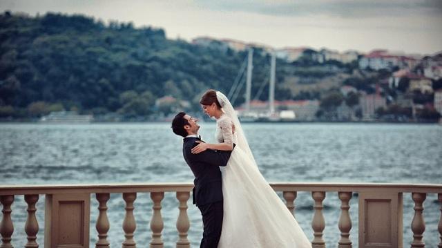 Κωνσταντινούπολη: Ένας γάμος ανά... πέντε λεπτά την ημέρα του Αγίου Βαλεντίνου