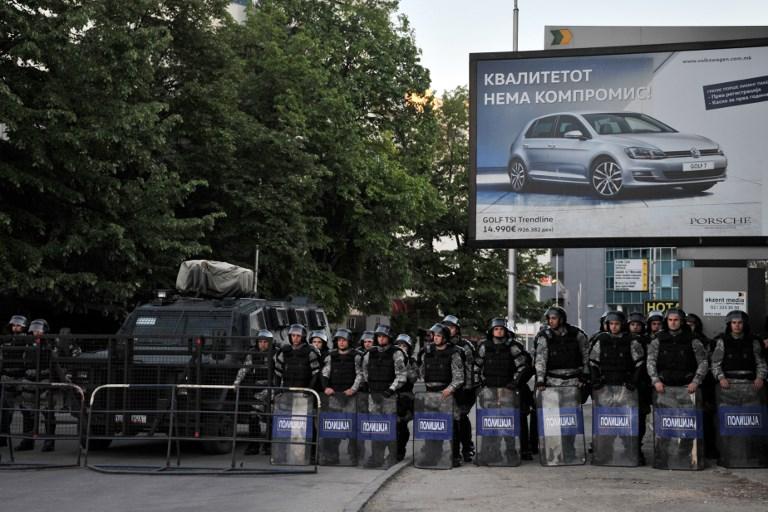 Απετράπη τρομοκρατικό χτύπημα τζιχαντιστών στη Βόρεια Μακεδονία