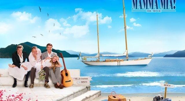 Γάμος Λιβανέζων αλά «Mamma Mia» στη Σκόπελο