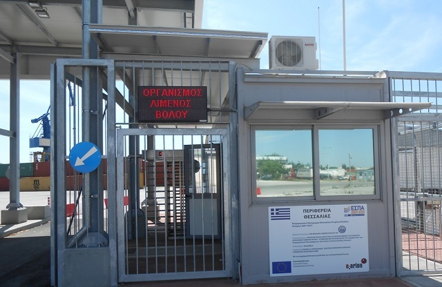 Εργασίες αναβάθμισης στο πάρκινγκ του Λιμανιού