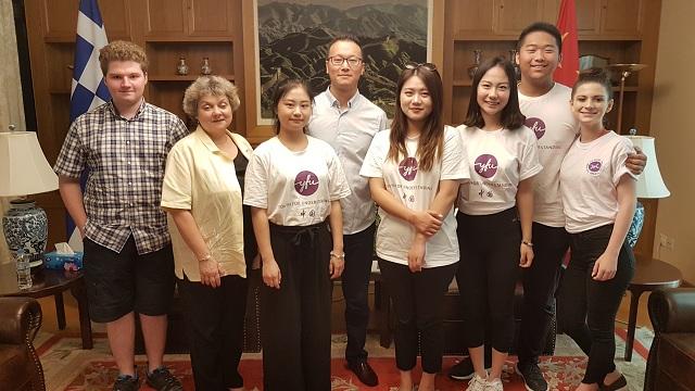 Αμερικάνοι και Κινέζοι μαθητές θα φιλοξενηθούν στον Βόλο