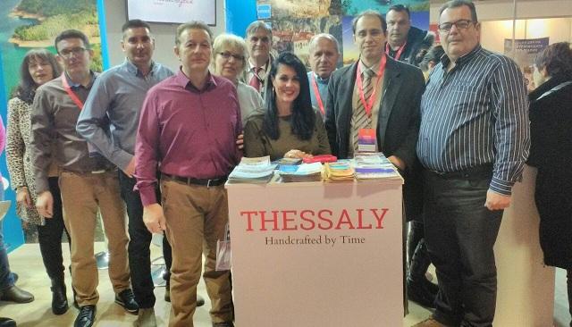 Προβολή της Θεσσαλίας στην τουριστική αγορά της Βουλγαρίας