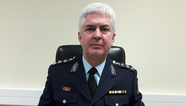 Αποστρατεύεται ο Αστυνομικός Διευθυντής Μαγνησίας Βασίλης Μαρκογιαννάκης