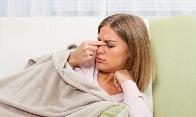 Ιγμορίτιδα: Όλα τα συμπτώματα και πώς θα σας περάσει