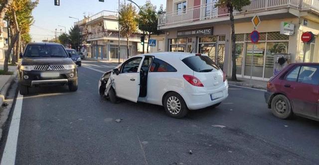 Κραυγή αγωνίας για τα ατυχήματα στην οδό Βόλου στη Λάρισα