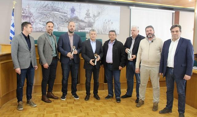 Τρία βραβεία στην Περιφέρεια Θεσσαλίας στα GREEK TRAVEL AWARDS στη Στοκχόλμη