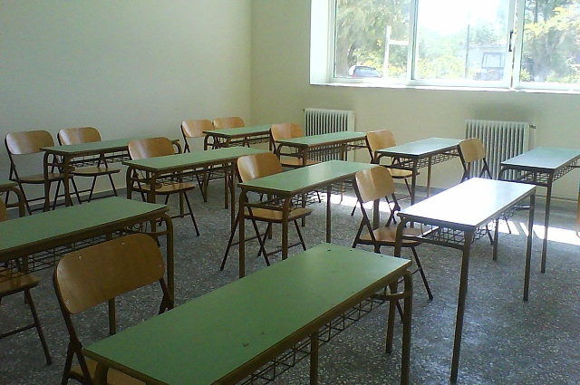 Βιολόγος μετά από 20 ημέρες στις λυκειακές τάξεις Αλοννήσου