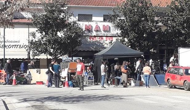 Με …πιστολίδι και κυνηγητό ολοκληρώθηκαν τα γυρίσματα του «Born To Be Murdered» στα Τρίκαλα