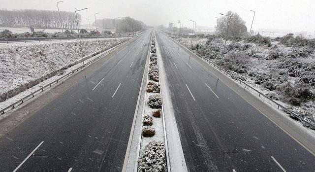Σε επιχειρησιακή ετοιμότητα η Αυτοκινητόδρομος Αιγαίου ενόψει επιδείνωσης του καιρού