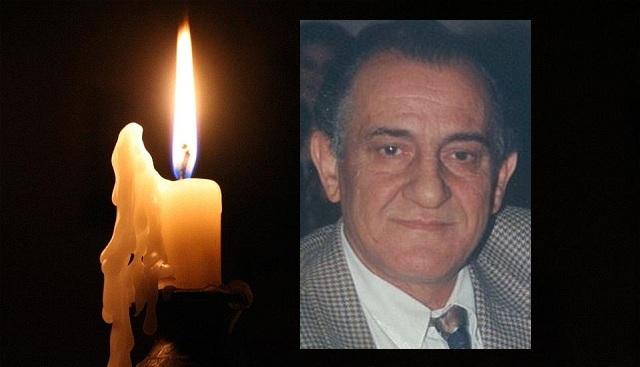 40ημερο μνημόσυνο ΚΥΡΙΑΚΟΥ ΓΙΑΛΑΝΤΖΗ