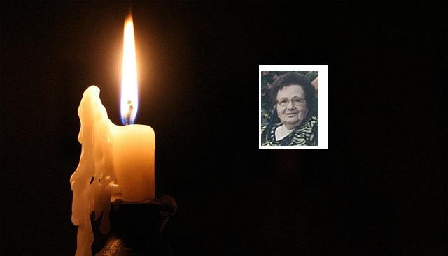 40ημερο μνημόσυνο ΑΙΚΑΤΕΡΙΝΗΣ ΚΡΙΝΑΚΗ